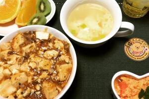 2017-02-15麻婆丼