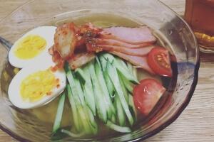 2017-05-07 韓国冷麺
