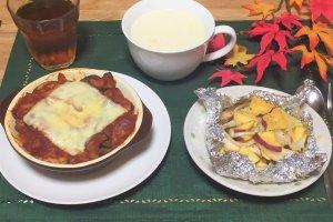 2017-09-06 秋の洋風ディナー