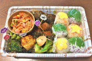 2017-10-14 お祭り弁当