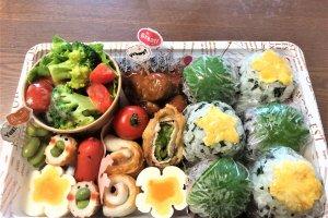 2017-10-15 お祭り弁当