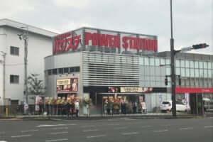 2018-05-29 いきなりステーキ松山