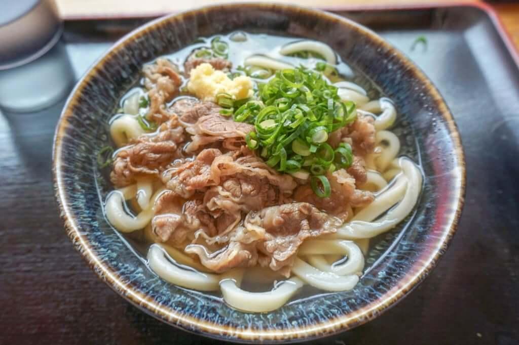 0305_2019-02-21 鳥越製麺所 肉うどん
