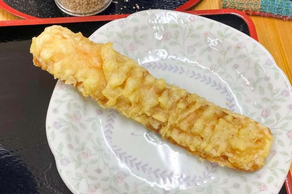ちくわ_うどん処 麺紡_2020-01-14