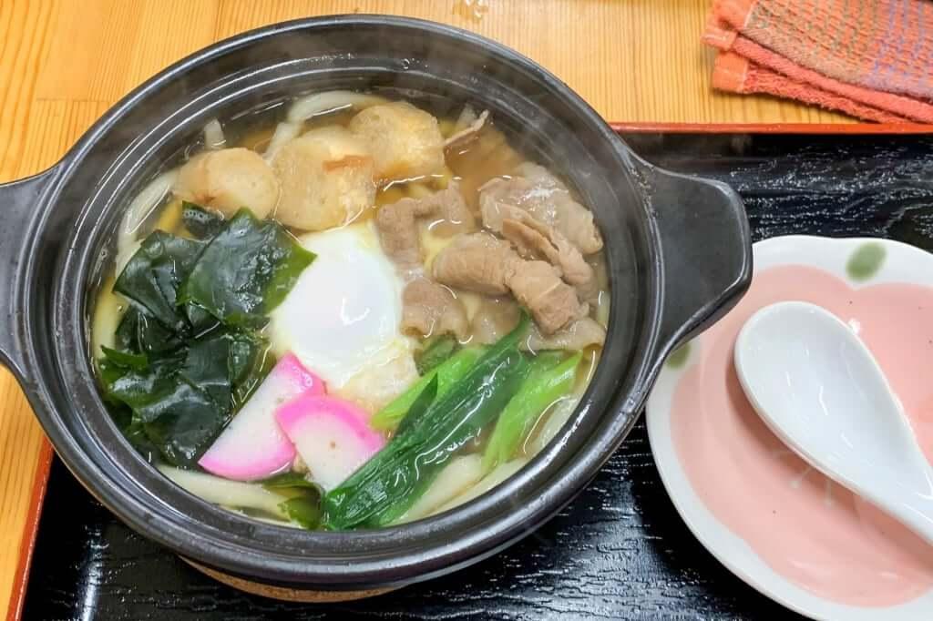 鍋焼きうどん_うどん処 麺紡_2020-01-14