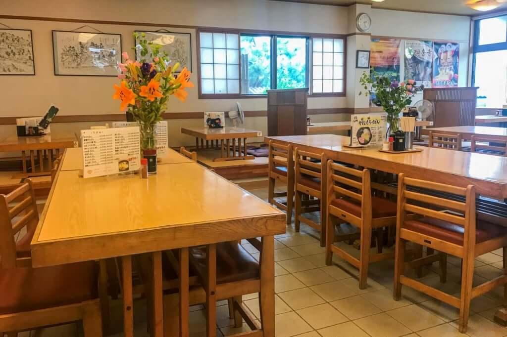 かなくま餅_店内の雰囲気_2019-05-27