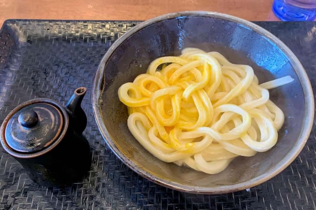釜たま_小_こがね製麺所_観音寺店