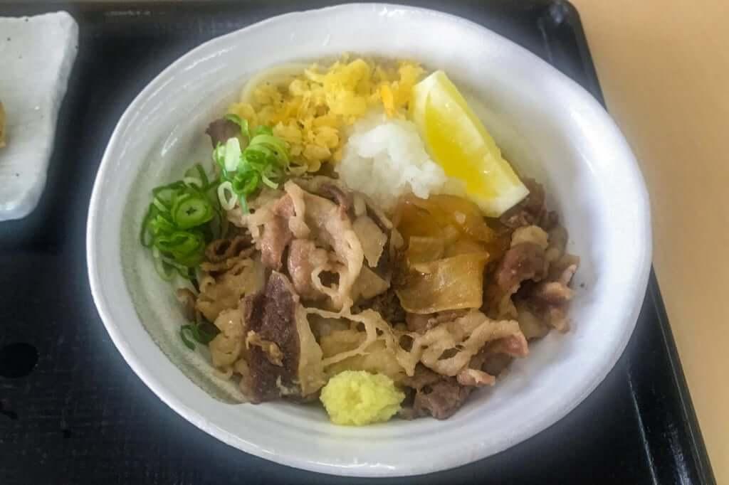 肉ぶっかけ_冷_小_とにかく_とに麺_2019-06-28