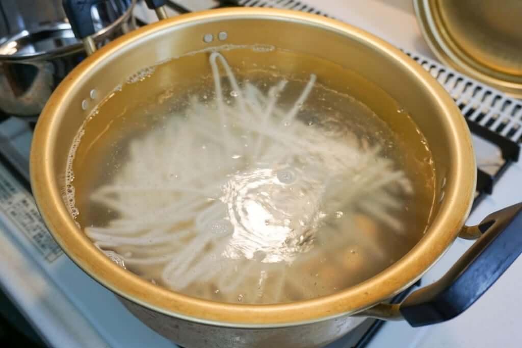 麺が沈む_田村うどん_お土産うどん_2019-04-29