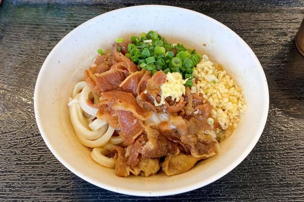 肉ぶっかけ_帰来亭_2020-02-17