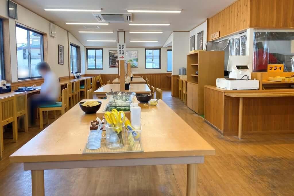 店内の雰囲気_丸宮製麺_2020-08-21