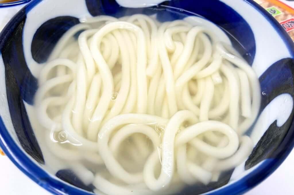 釜揚うどんの麺の状態_岡坂商店_2020-05-06