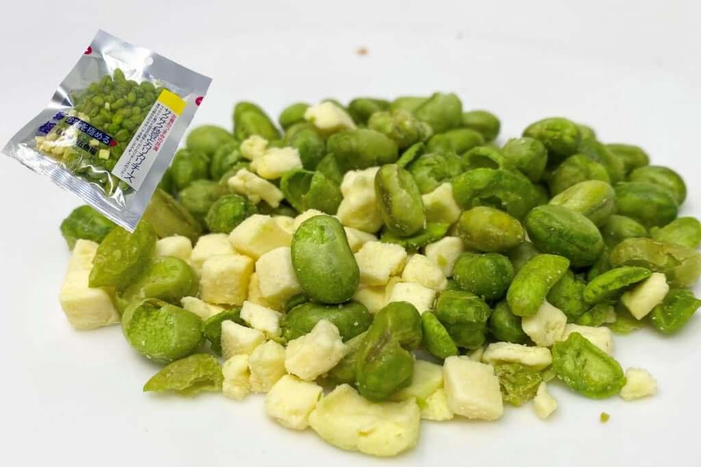 サクサク枝豆とカリカリチーズ_伍魚福_2020-04-30