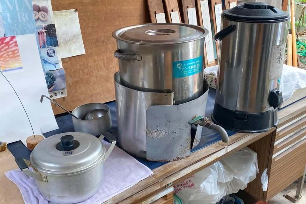 出汁とお水_長楽製麺所_2020-06-10