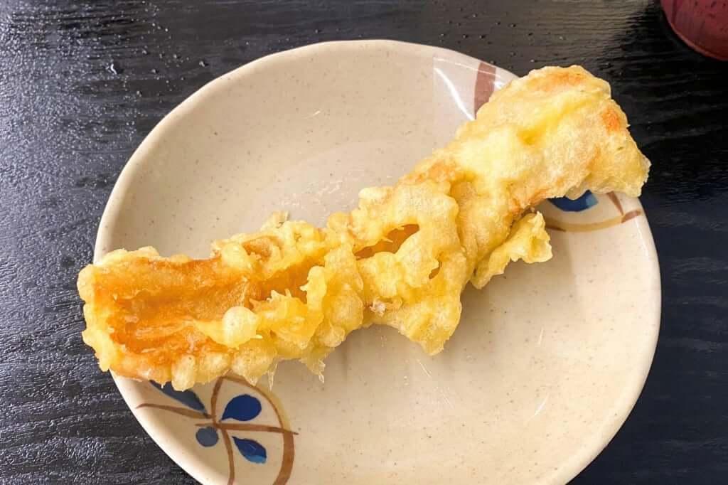 ちくわ天_麺処 綿谷丸亀店_2020-07-15