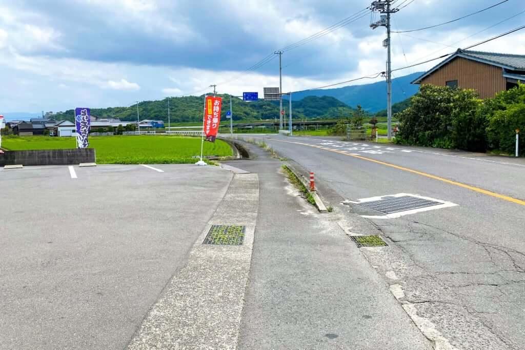 まんのう方向_麺の蔵_2020-07-17