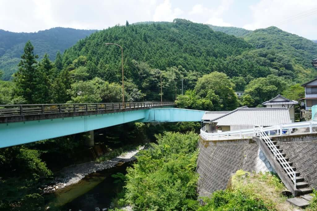 店舗周辺_谷川米穀店_2018-08-06