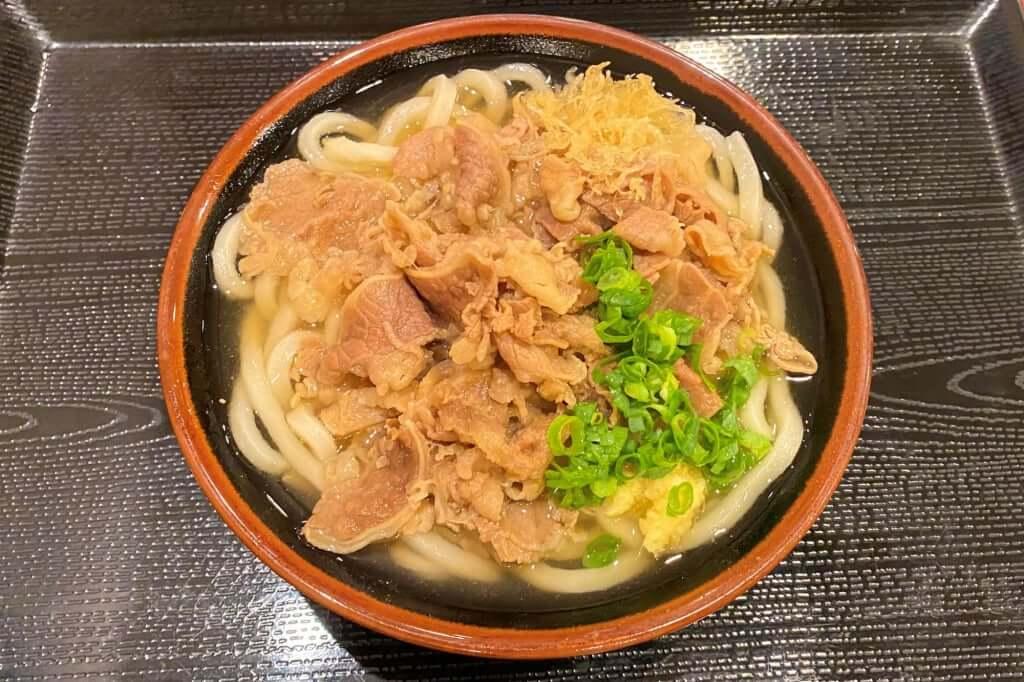 肉うどん_讃州製麺_2020-07-29
