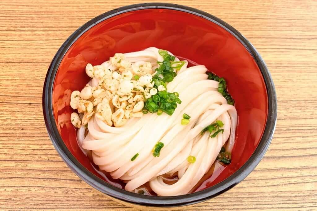冷たいうどん_ゆい製麺所_2020-08-07
