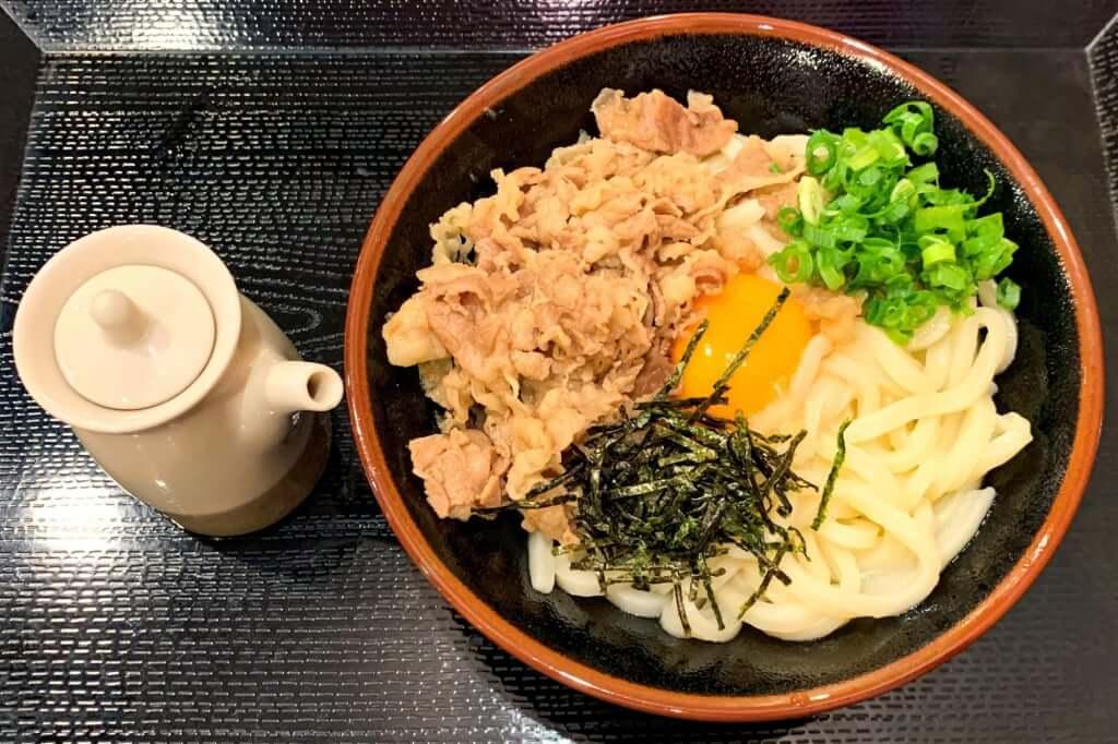肉甘玉うどん_讃州製麺_2020-07-29