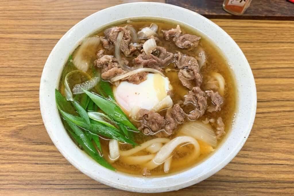 肉うどん_平野屋_2020-08-21