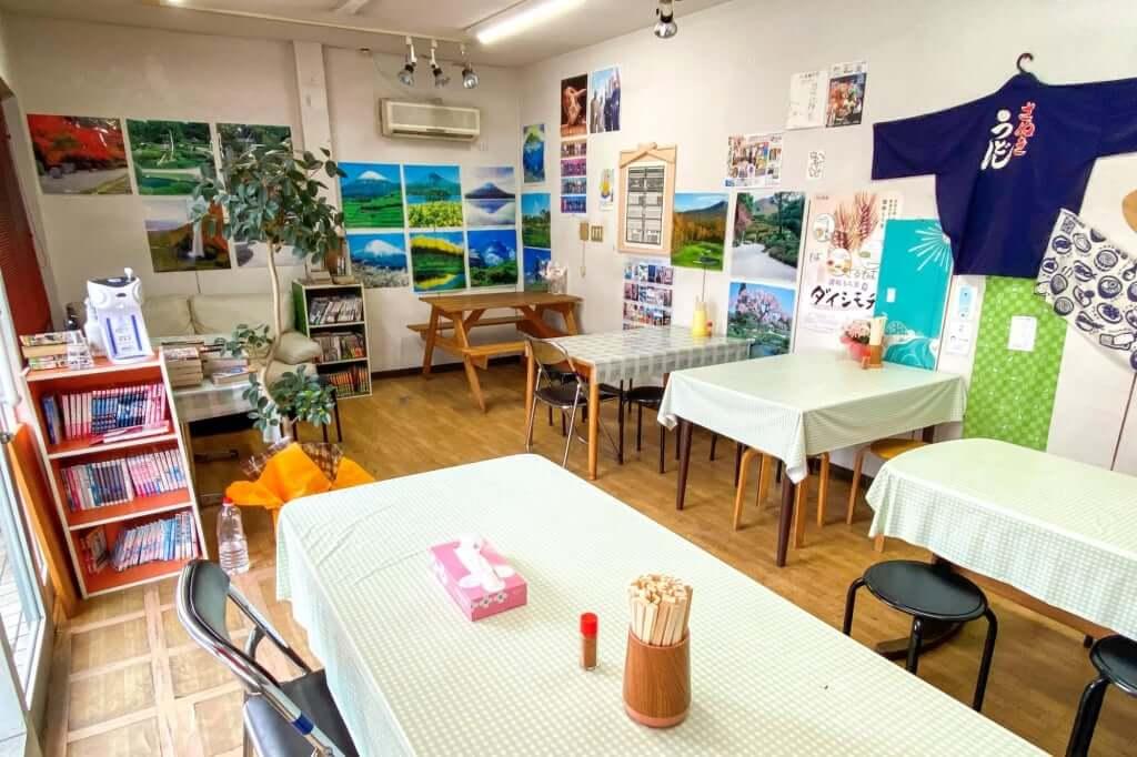 店内の雰囲気_大川製麺所_2020-09-09