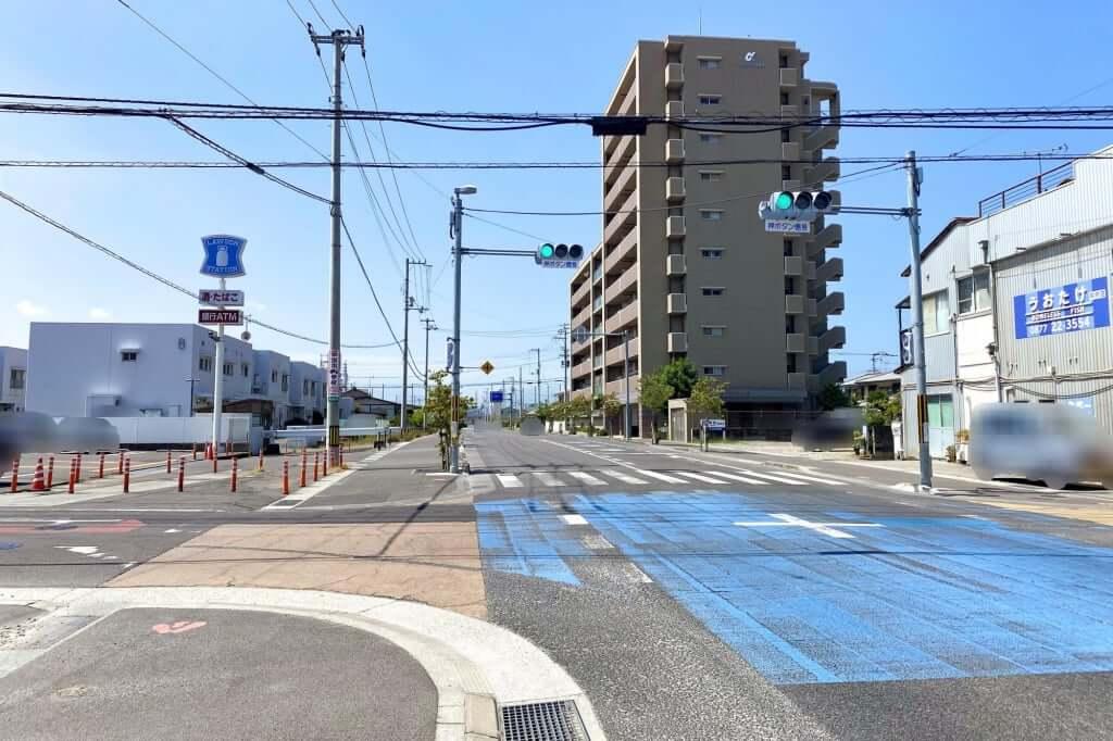 ゆめタウン方向_讃岐製麺所_2020-09-01