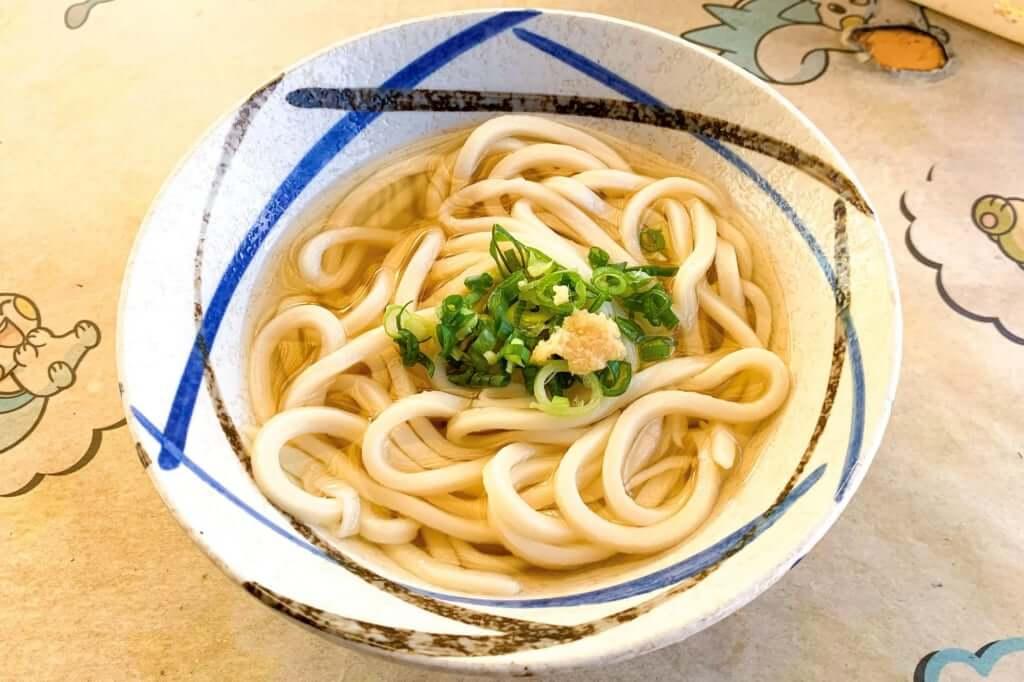 かけうどん_讃岐製麺所_2020-09-01