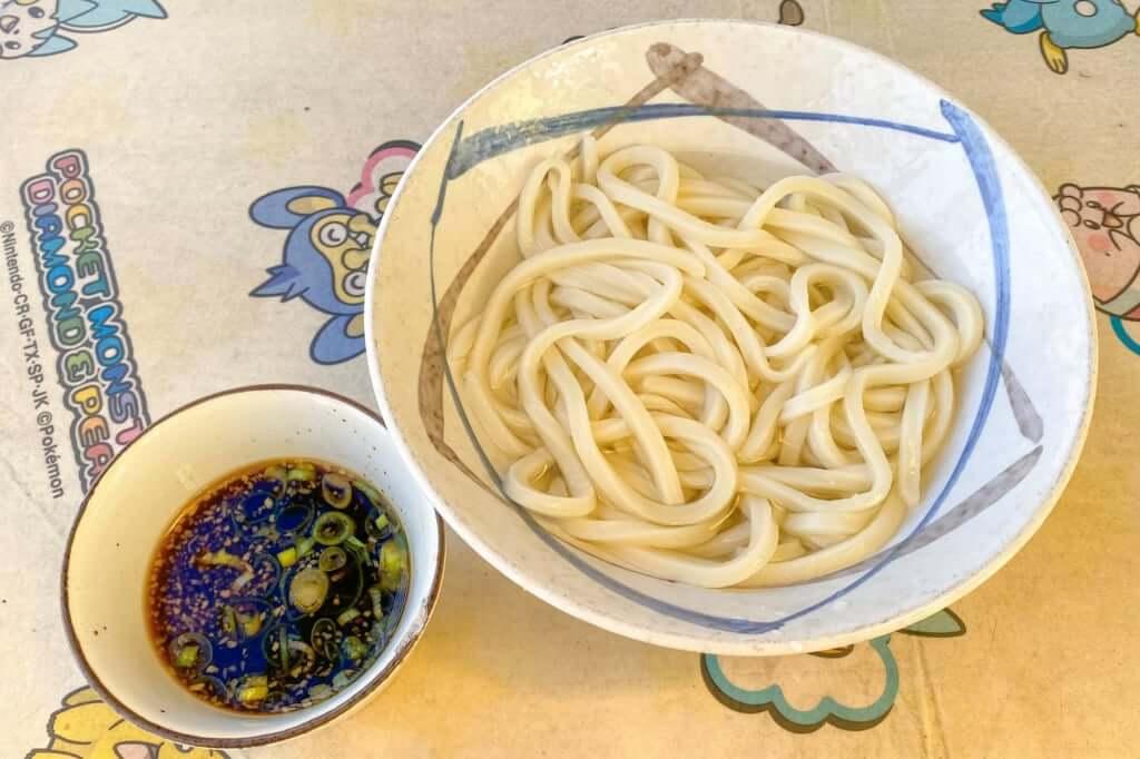 冷やしうどん_讃岐製麺所_2020-09-01
