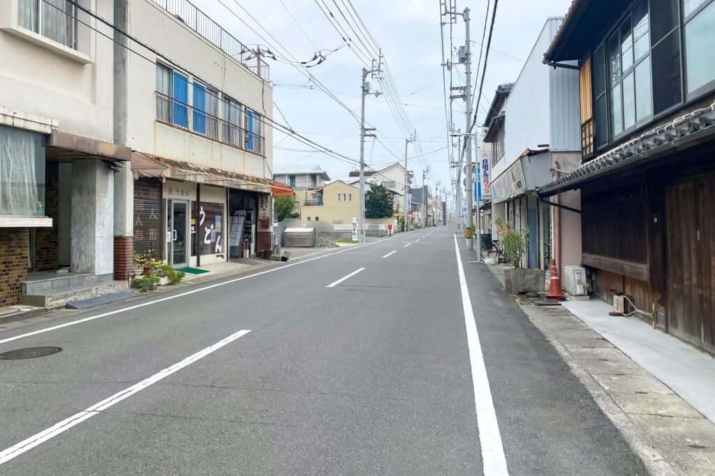 善通寺駅方面_大川製麺所_2020-09-09