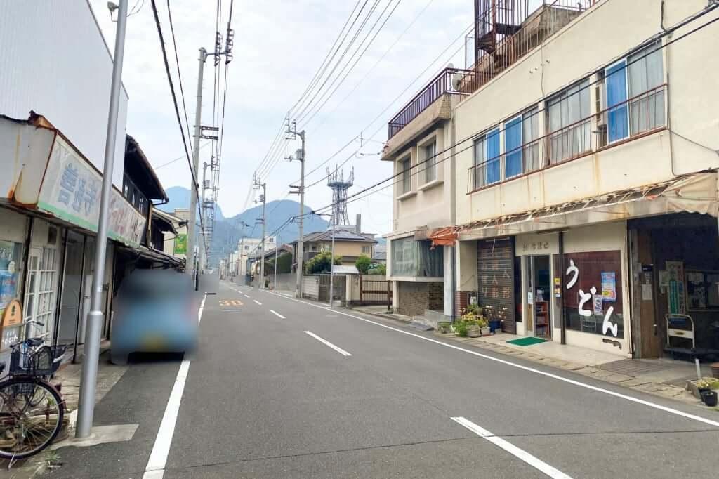 赤門方面_大川製麺所_2020-09-09