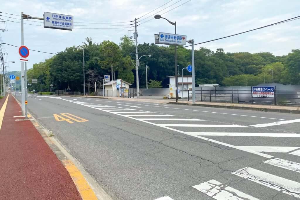 公共駐車場_大川製麺所_2020-09-09