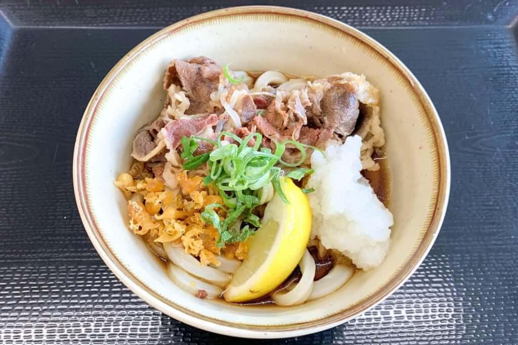 肉ぶっかけ_七や製麺_2020-09-01