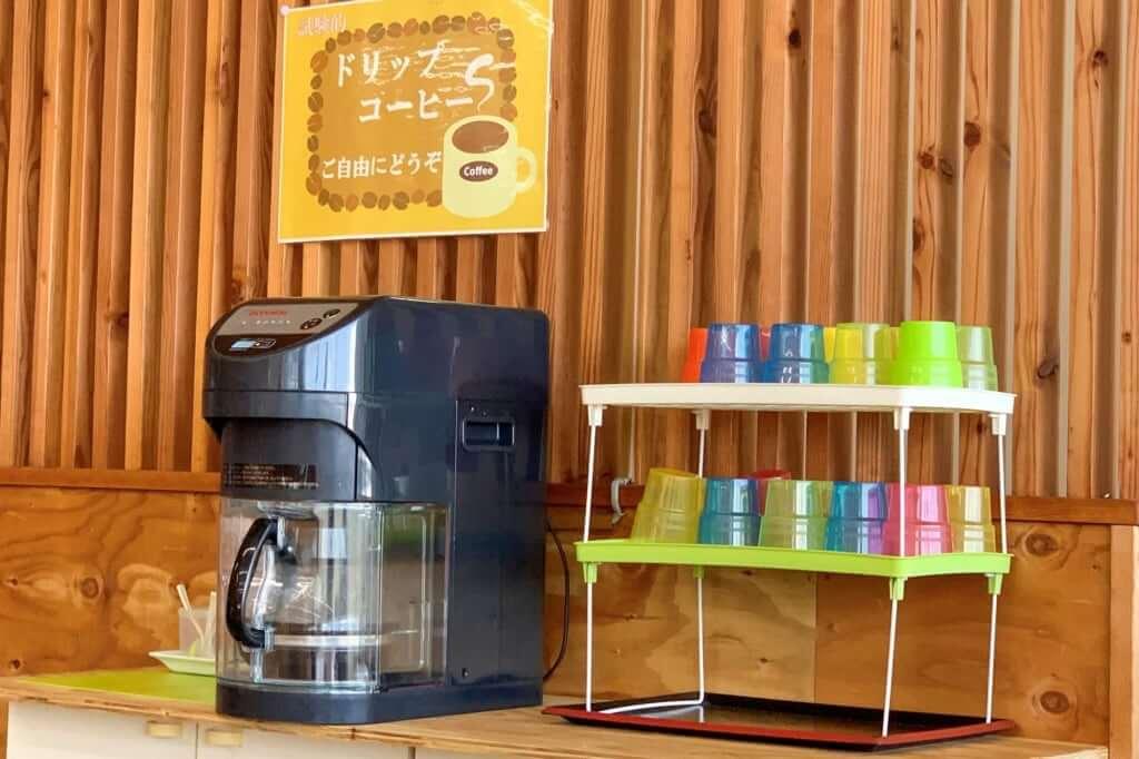 コーヒー_七や製麺_2020-09-01