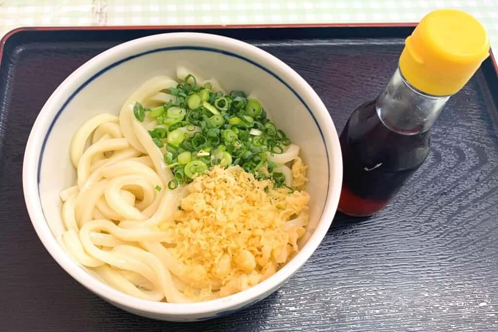 玉卵うどん_大川製麺所_2020-09-09