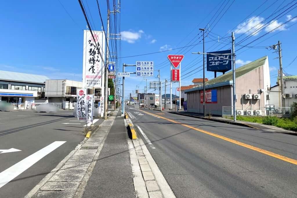 丸亀市内方面_麺輝屋_2020-10-07