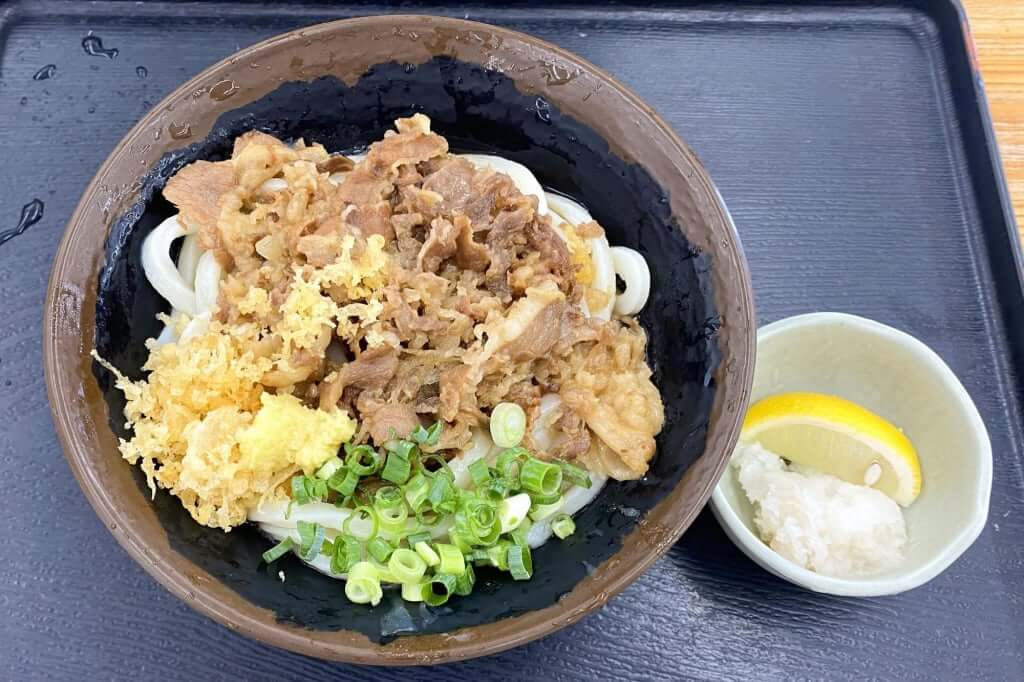 肉ぶっかけ_麺輝屋_2020-10-07