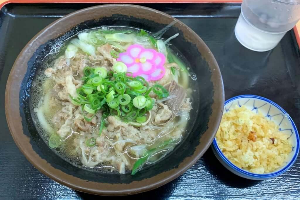 肉うどん_まるふじ_2020-11-05