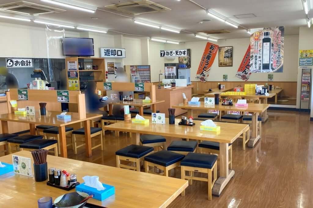 店内の雰囲気_こだわり麺や_観音寺店_2020-11-06