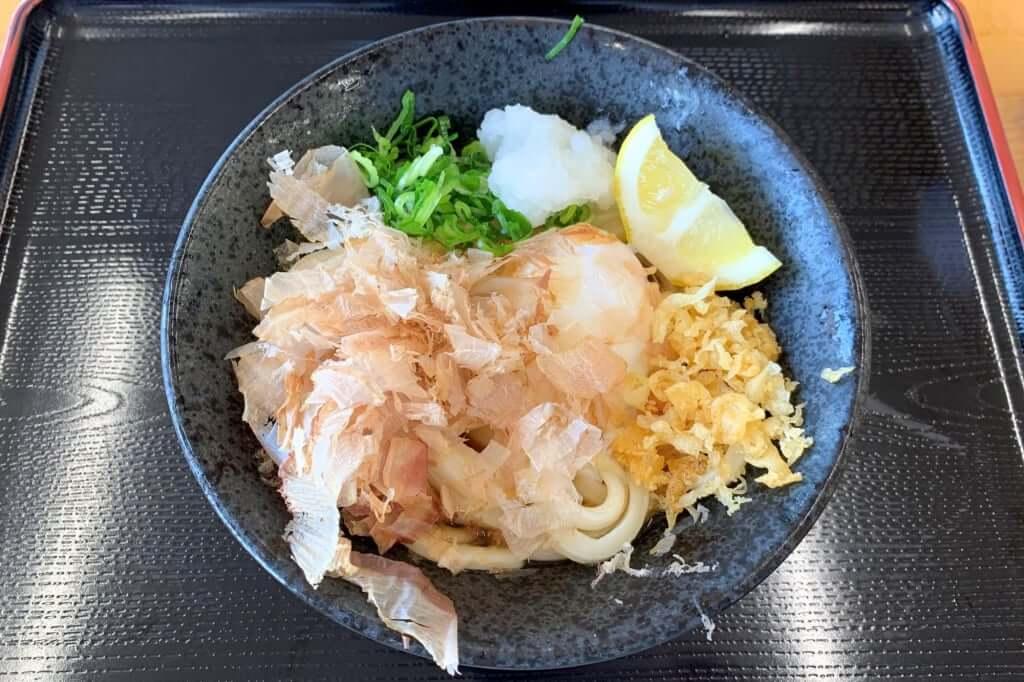 温玉ぶっかけ_こだわり麺や_観音寺店_2020-11-06