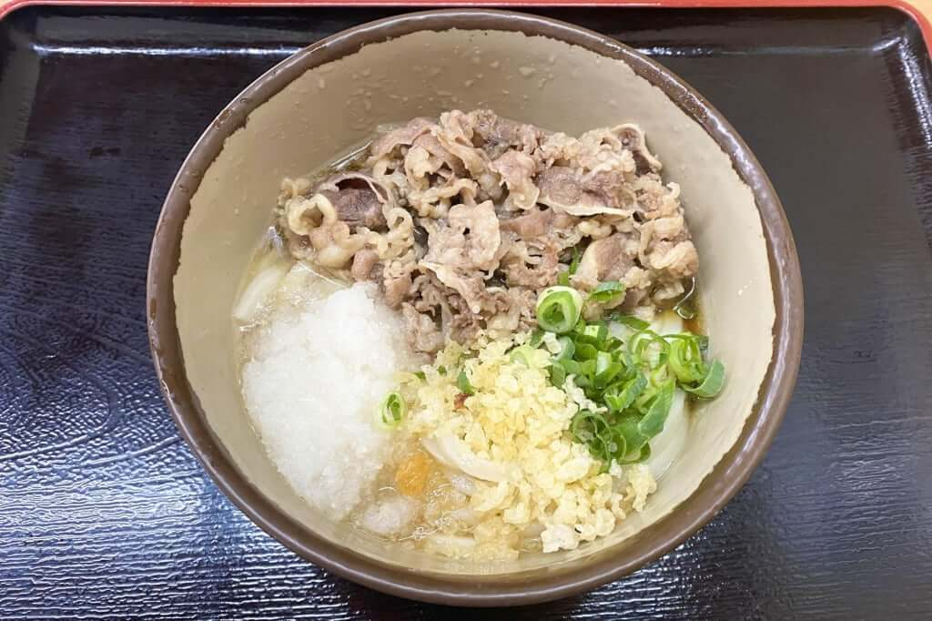 肉ぶっかけ_まるふじ_2020-11-05