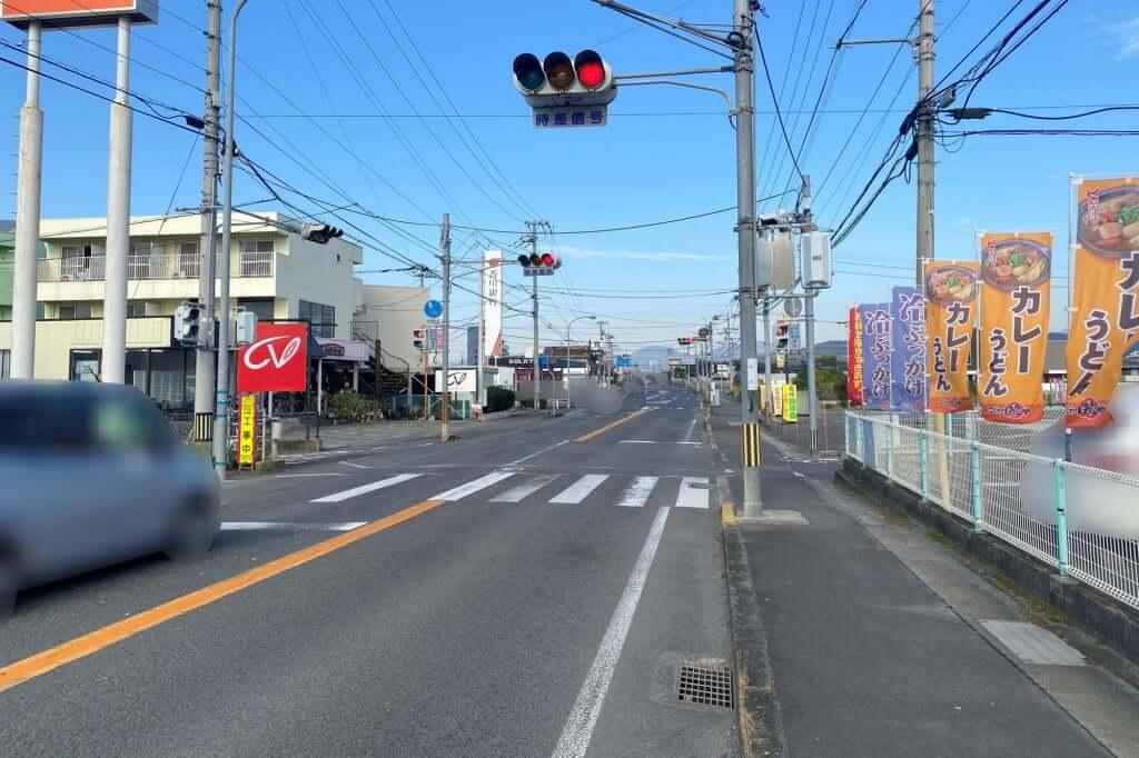 三豊市方向_こだわり麺や_観音寺店_2020-11-06