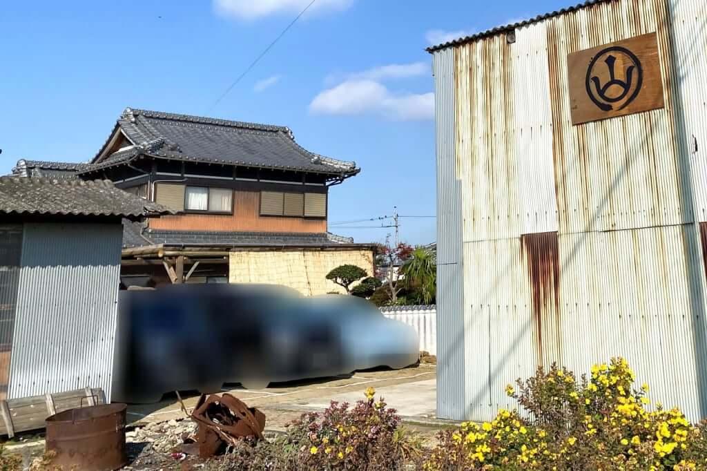 第一駐車場_讃岐麺処 山岡_2020-12-07