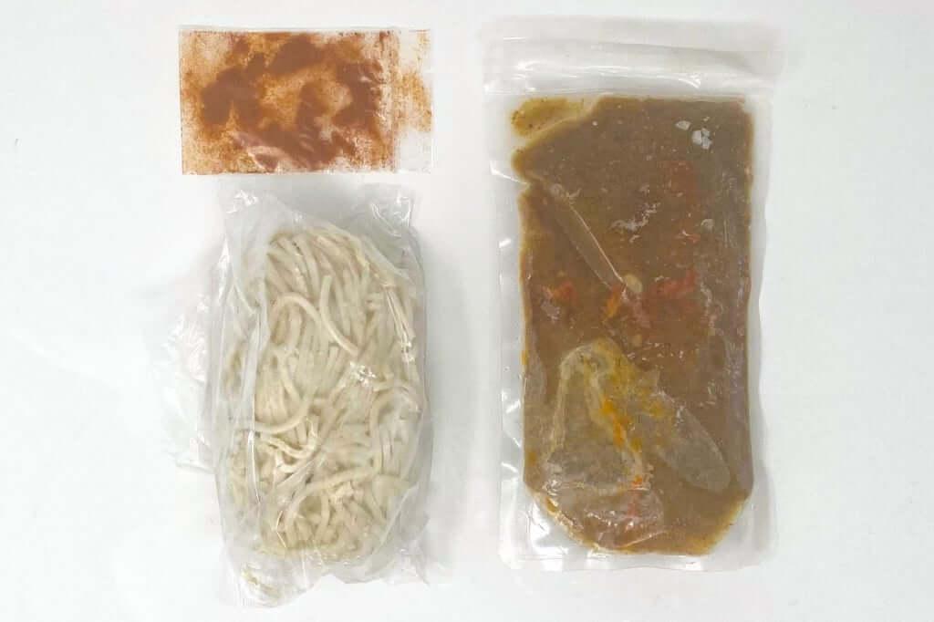 入っているもの_つけ麺専門店三田製麺所_灼熱つけ麺_2020-11-17