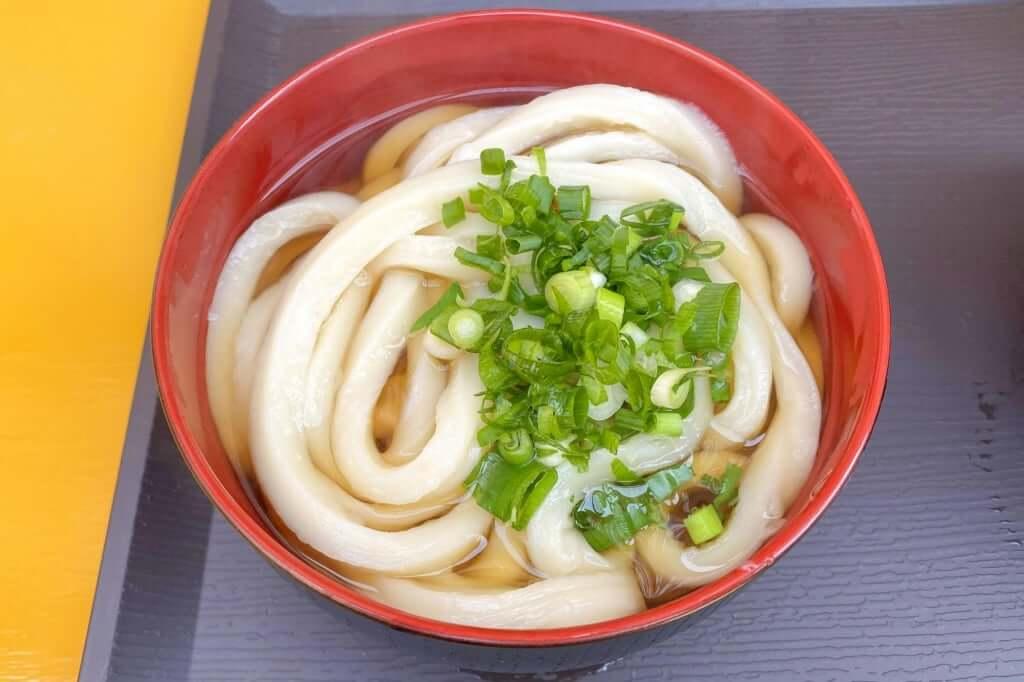 かけうどん_讃岐麺処 山岡_2020-12-07