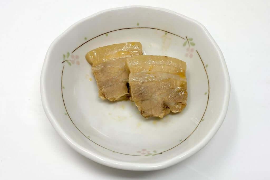 スープに入っていた具材_味噌麺処_花道_辛味噌ラーメン_2020-12-27