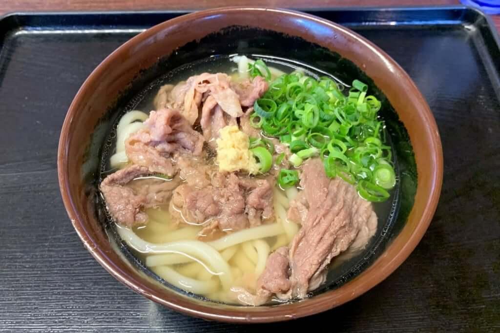 肉うどん_セルフうどん武蔵_2020-11-12