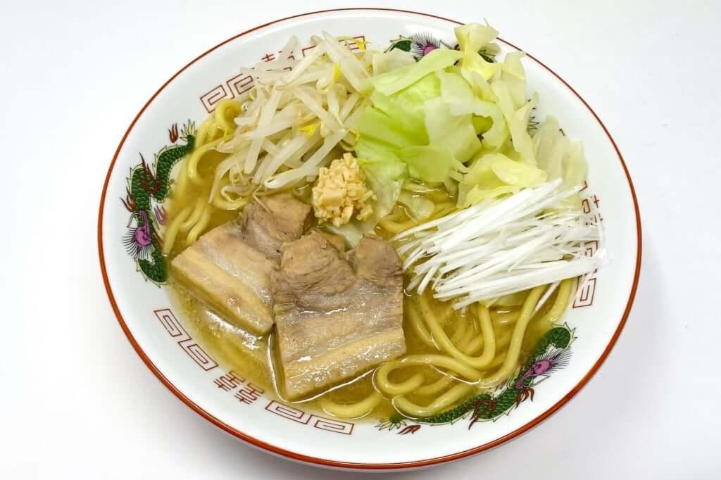 盛り付ける_味噌麺処_花道_味噌ラーメン_2020-11-14